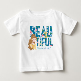 Belle | Beautfiul Inside & Out Baby T-Shirt