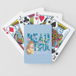 Belle | Beautfiul Inside & Out Bicycle Playing Cards