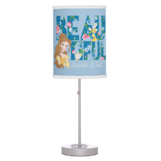 Belle | Beautfiul Inside & Out Table Lamps