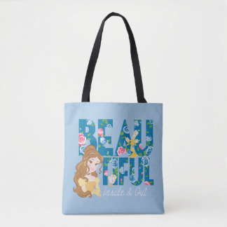 Belle | Beautfiul Inside & Out Tote Bag