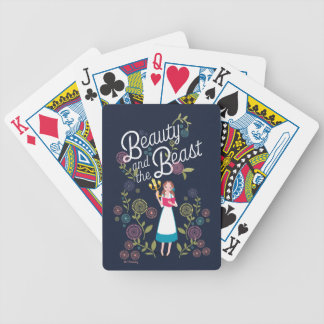 Belle | Beauty And The Beast Bicycle Playing Cards