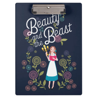 Belle | Beauty And The Beast Clipboard