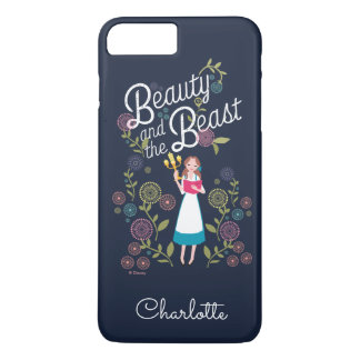 Belle | Beauty And The Beast iPhone 8 Plus/7 Plus Case