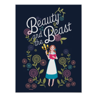 Belle | Beauty And The Beast Poster