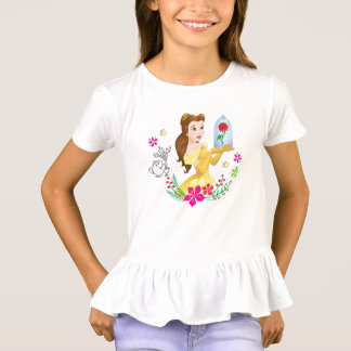 Belle | Belle And Her Christmas Rose 2 T-Shirt