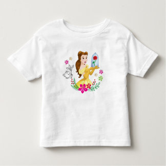 Belle | Belle And Her Christmas Rose 2 Toddler T-shirt