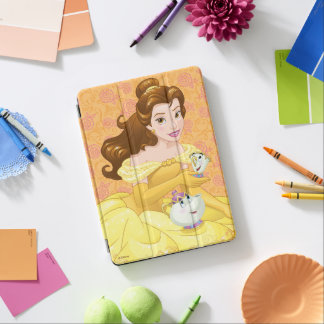 Belle | Besties Chill Together iPad Air Cover