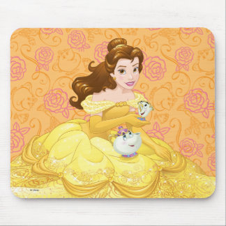 Belle | Besties Chill Together Mouse Pad