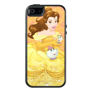 Belle | Besties Chill Together OtterBox iPhone 5/5s/SE Case