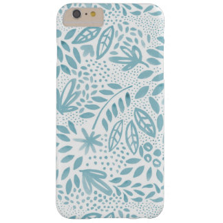 Belle Blue Floral Phone Case