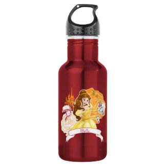 Belle - Caring and Enchanting 532 Ml Water Bottle