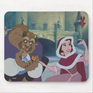 Belle | Dare to Dream! Mouse Pad