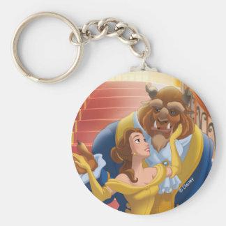 Belle | Fearless Keychain