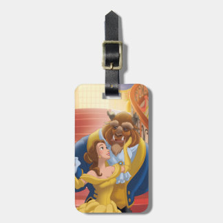 Belle | Fearless Luggage Tag