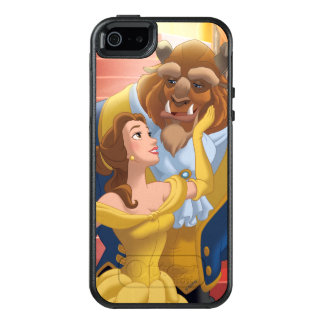 Belle | Fearless OtterBox iPhone 5/5s/SE Case