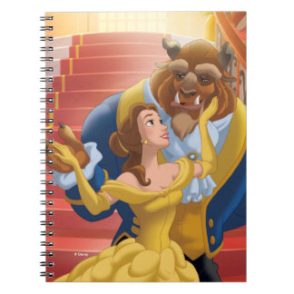 Belle | Fearless Spiral Notebook