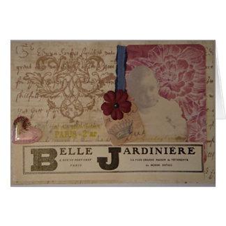 Belle_Garden Card