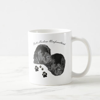 Belle Harbour Newfoundlands Coffee Mug