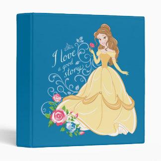 Belle | I Love A Good Story Vinyl Binder