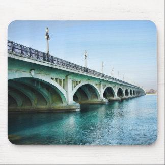 Belle Ilse Bridge Mouse Pad