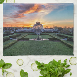 Belle Isle Conservatory Kitchen Towel
