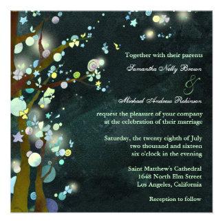 Belle nuit : Invitations de mariage