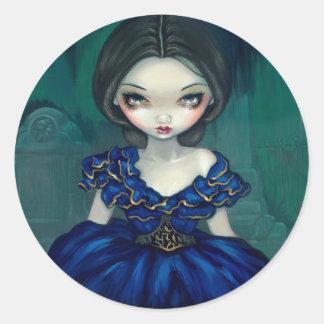 """""""Belle of Bonaventure"""" Sticker"""
