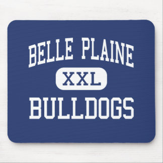 Belle Plaine Bulldogs Middle Belle Plaine Mouse Pad