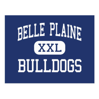 Belle Plaine Bulldogs Middle Belle Plaine Postcard