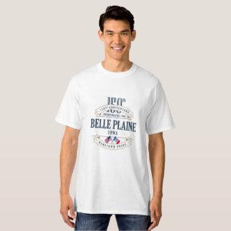 Belle Plaine, Iowa 150th Anniversary White T-Shirt