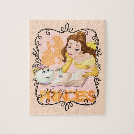 Belle | Play It Forward Princess Jigsaw Puzzle