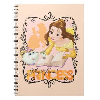 Belle | Play It Forward Princess Notebook