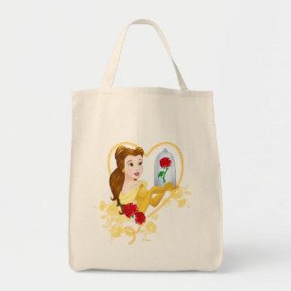 Belle | Red Roses Tote Bag