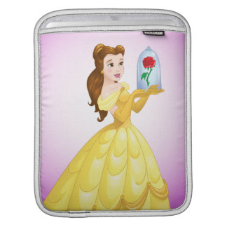 Belle | Rose In Glass iPad Sleeve