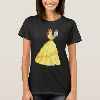 Belle | Rose In Glass T-Shirt