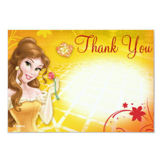 Belle Thank You Cards