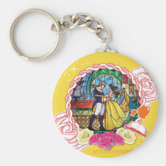 Belle - True of Heart Keychain