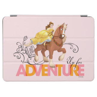 Belle | Up For Adventure iPad Air Cover