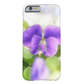 Belle violette de ressort coque barely there iPhone 6