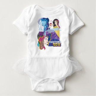 Belle | We're Together Now Baby Bodysuit