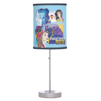 Belle | We're Together Now Table Lamp