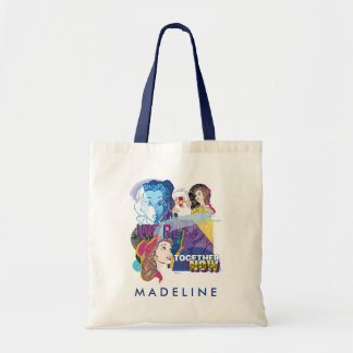 Belle | We're Together Now Tote Bag