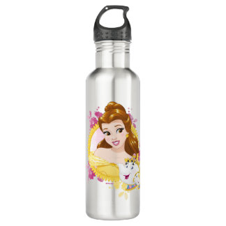 Belle With Mrs. Potts And Chip 710 Ml Water Bottle