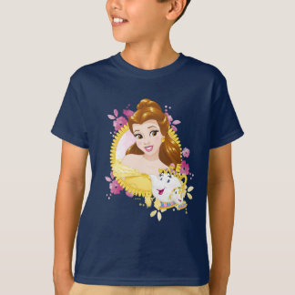 Belle With Mrs. Potts And Chip T-Shirt