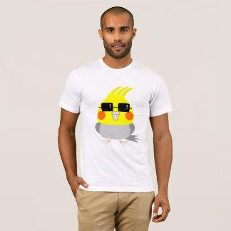 BelleBelle character cockatiel/bird w/ sunglasses T-Shirt