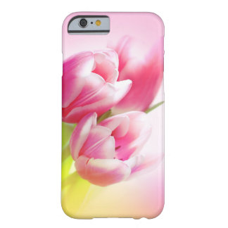 Belles tulipes roses coque barely there iPhone 6