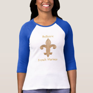 Belletre French Marines Ladies Jersey T-Shirt