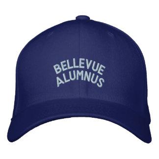 Bellevue Alumnus: Flexfit Cap (Dark)