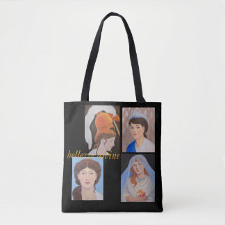 'bellezze divine' (divine beauties) tote bag