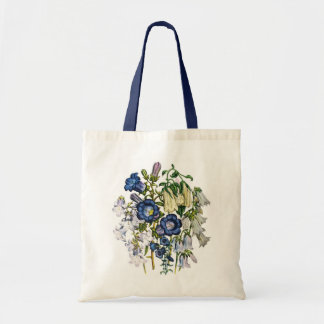 Bellflowers Tote Bag